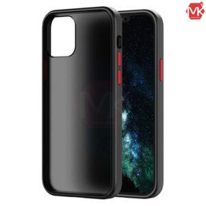 قاب پشت مات آیفون Hybrid Matte Case | iphone 12 Pro Max