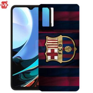 قاب بارسلونا شیائومی FC Barcelona Case | Redmi 9T | Redmi Note 9 4G | Redmi 9 Power