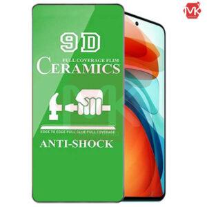 محافظ صفحه سرامیک شیائومی Ceramic Protector | Redmi Note 10 5G