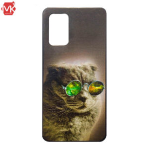 قاب محافظ سامسونگ Cat Glasses Case | Galaxy A32 4G