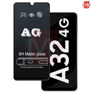 محافظ صفحه مات سامسونگ Full Matte Glass | Galaxy A32 4G