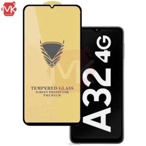 محافظ صفحه سامسونگ OG Golden Armor Glass | Galaxy A32 4G