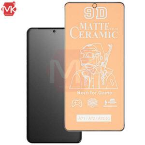 محافظ سرامیک مات سامسونگ Ceramic Matte | Galaxy A72 5G | A72 4G