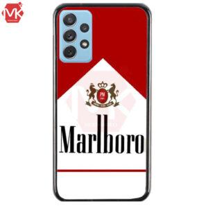 قاب طرح دار سامسونگ Marlboro Case | Galaxy A72 5G | A72