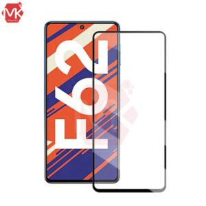 محافظ صفحه سامسونگ Edge to Edge Full Glass   Galaxy M62