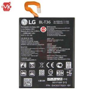 باتری اوریجینال الجی BL-T36 LG K30 Battery