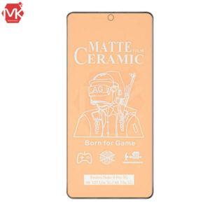 محافظ سرامیک مات شیائومی Ceramic Matte | Mi 10T Lite 5G | Mi 10x Pro 5G