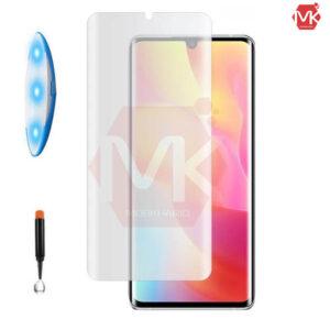 محافظ مات UV شیائومی UV Matte Glass | Mi Note 10 | Mi Note 10 Pro | Mi CC9 Pro