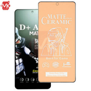 محافظ صفحه شیائومی Ceramic Matte | Redmi Note 10 Pro | Note 10 Pro Max