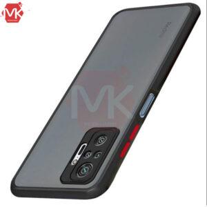 قاب محافظ شیائومی Hybrid Matte Case | Redmi Note 10 Pro | Note 10 Pro Max
