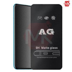 محافظ صفحه مات شیائومی Full Matte Glass | Redmi Note 10 | Note 10s