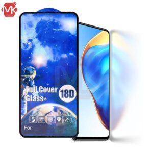 محافظ صفحه ایربگ دار شیائومی 18D Full Cover Glass | Mi 10T 5G | Mi 10T Pro | K30s