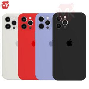 قاب اصل سیلیکون Silicone Case | iphone 12 Pro