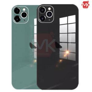 قاب محافظ آیفون Hard Tempered Glass Case | iphone 12 Pro