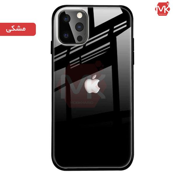 قاب محافظ آیفون Hard Tempered Glass Case   iphone 12 Pro