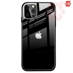 قاب محافظ آیفون Hard Tempered Glass Cover | iphone 12 Pro Max