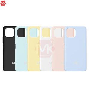 قاب سیلیکون شیائومی Soft Silicone Case | Mi 11 Lite 4G | 5G