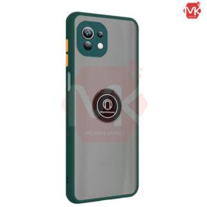 قاب محافظ شیائومی Ring Matte Case   Mi 11 Lite 4G   5G