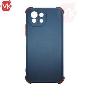 قاب محافظ سیلیکون Soft Silicone Airbag Case   Mi 11 Lite 5G   4G