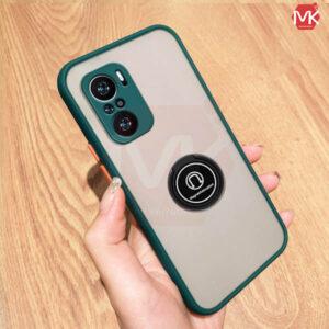 قاب محافظ شیائومی Magnetic Ring Matte Case | Poco F3