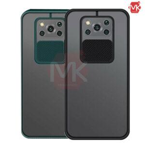 قاب محافظ شیائومی Hybrid Slide Case | Poco X3 NFC | Poco X3 Pro