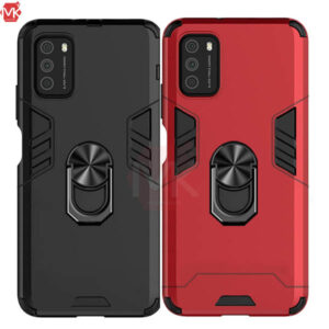 قاب بتمن شیائومی Armor Case | Redmi 9T | Redmi 9 Power | Redmi Note 9 4G