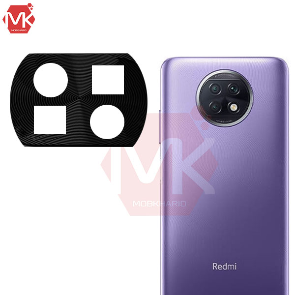 محافظ لنز فلزی شیائومی Metal Lens Cap | Redmi Note 9T