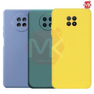 قاب محافظ سیلیکون شیائومی Soft Silicone Case   Redmi Note 9T