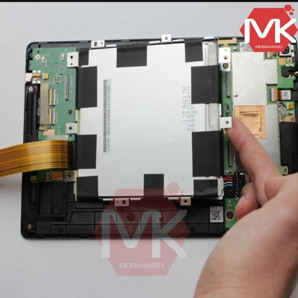 مراحل تعویض باتری ASUS ZenPad S 8.0
