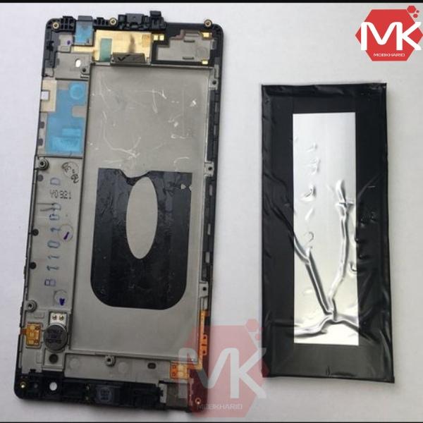 مراحل تعویض باتری LG X power