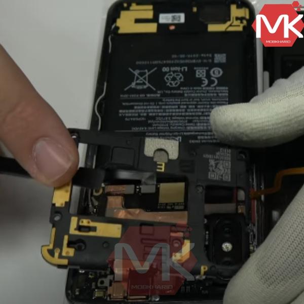 چگونگی تعویض باتری Xiaomi BM3K Mi Mix 3