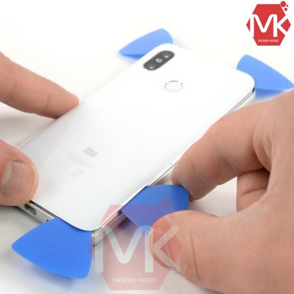 روش تعویض باتری Xiaomi BM3F Mi 8 Pro