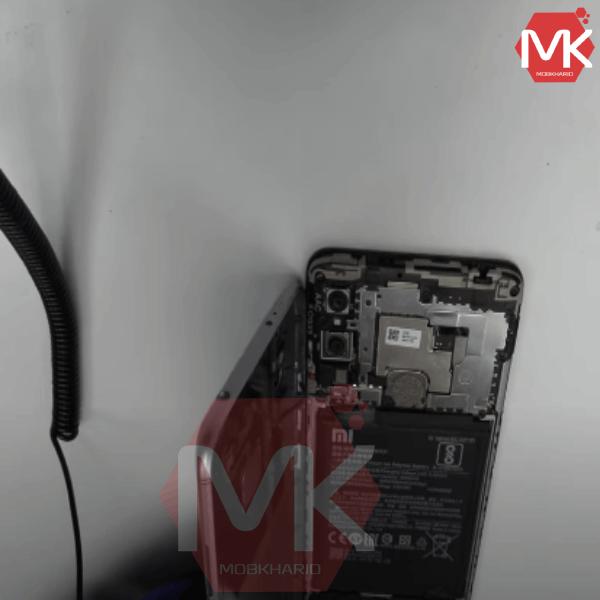 روش تعویض باتری Xiaomi BN31 Redmi S2