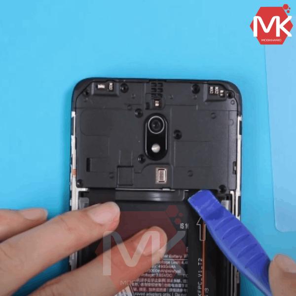 روش مرحله به مرحله تعویض Xiaomi BN51