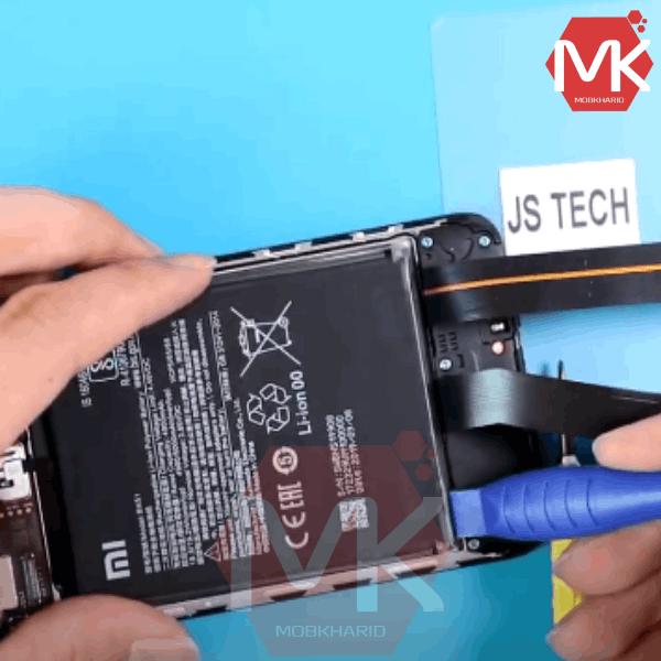 عوض کردن باتری Xiaomi BN51
