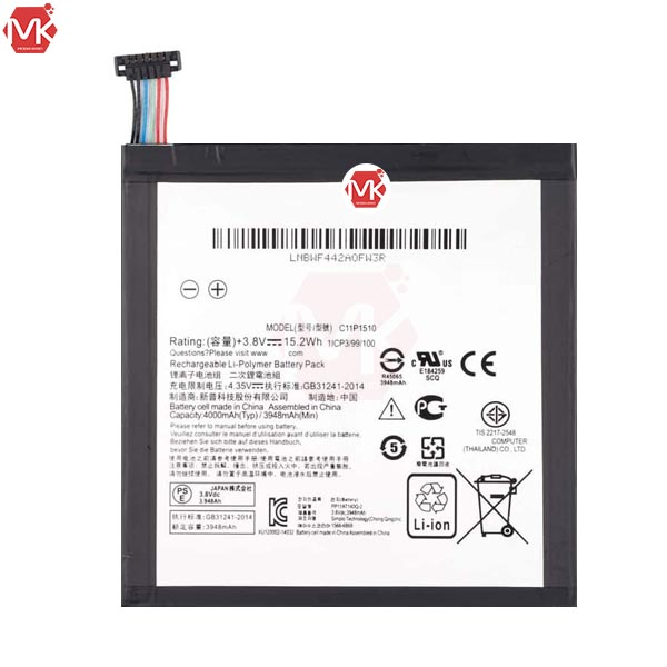 باتری اصل تبلت ایسوس زنپد ASUS ZenPad S 8.0 Z580C Battery