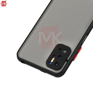 قاب محافظ شیائومی Silicone Bamper Matte Case | Poco M3 Pro 5G | 4G