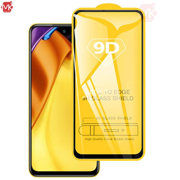 محافظ صفحه فول شیائومی Tempered Full Glass | Poco M3 Pro 5G | 4G