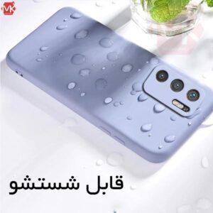 قاب سیلیکونی شیائومی Liquid Silicone Case   Poco M3 Pro