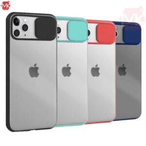 قاب محافظ کشویی آیفون Matte Slide Case | iphone 11 Pro