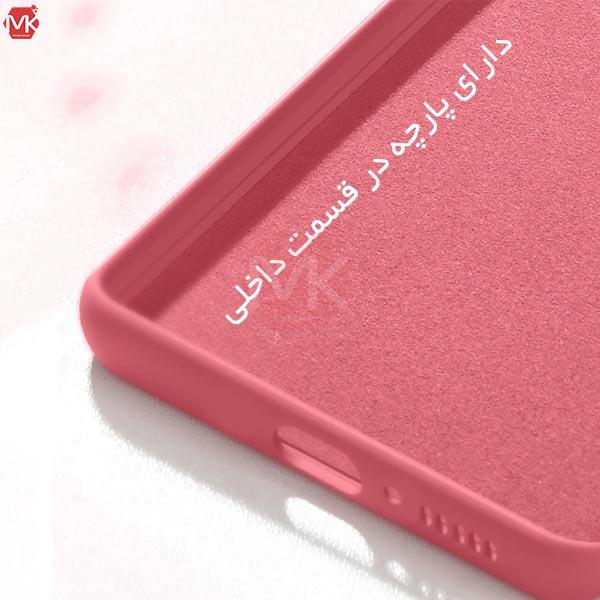 قاب محافظ شیائومی Silicone Case   Poco F2 Pro   Redmi K30 Pro