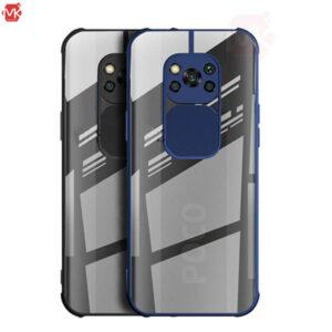 قاب محافظ شیائومی Clear Sliding Case   Poco X3 Pro   Poco X3 NFC