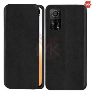 کیف محافظ شیائومی Leather Wallet | Mi 10T 5G | Mi 10T Pro | K30s