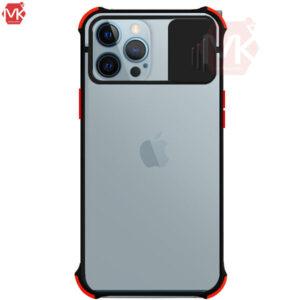 قاب محافظ آیفون Airbag Slide Matte Case   iphone 12 Pro