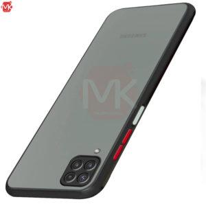 قاب محافظ سامسونگ Hybrid Matte Case | Galaxy A22 4G
