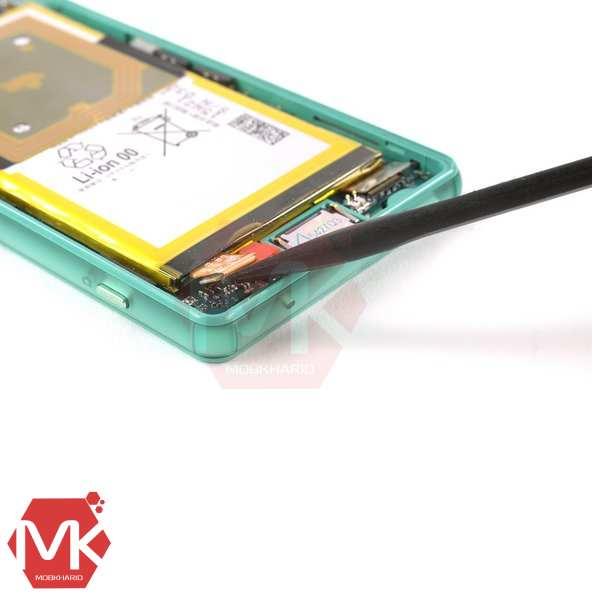 باتری Sony Xperia Z3 Battery مرحله 6