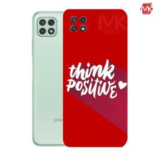 قاب محافظ سامسونگ گلکسی Think Positive Case | A22 5G