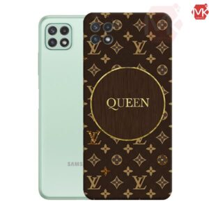 قاب محافظ سامسونگ Luxury LV Queen Case | Galaxy A22 5G