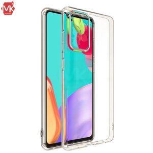 قاب محافظ سامسونگ Transparent Clear Case | Galaxy A72 4G | 5G