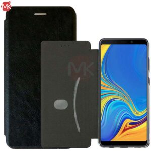 کیف محافظ سامسونگ Leather Wallet Flip   Galaxy A9 2018   A9s